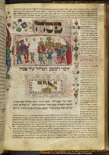 Passover Eve celebration