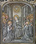 Detail: Pentecost
