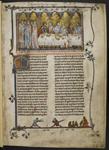 Arthur, Lancelot and Guinevere