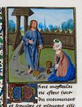 Christ as the Gardener