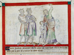 Jerubbaal commanding his son