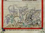 Jepthah winning a battle