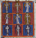 Seraphim and angels
