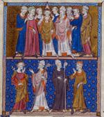 Thirteen saints