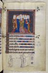 Virgin saints
