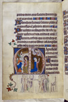 Annunciation and Becket