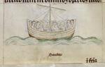Ship at sea