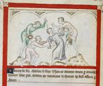 Absolom killing Amnon
