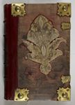 Front cover of the binding