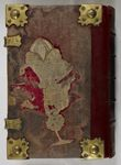 Back cover of the binding