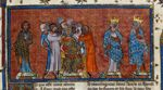 Coronation of Pharamond