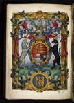 Arms of Henry Fitzalan, earl of Arundel