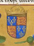 Royal arms of England