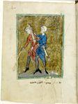 Samuel beheading Agag