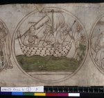 Guthlac sails to Crowland