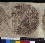 Bartholomew appears to  Guthlac
