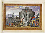 Clement VII imprisoned