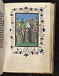 Clare, Francis, and Bernardino