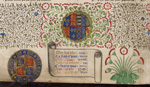 Arms of England and Anjou