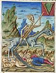 Death on horseback