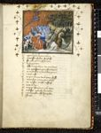 Richard II knighting Henry of Monmouth