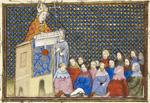 Archbishop Arundel preaching
