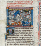 The battle on Salisbury Plain