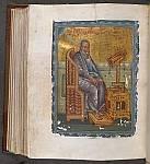 Evangelist portrait of John