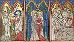 Annunciation, Visitation, and Nativity