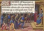 Detail: Christ before Pilate