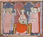 Detail: Emperor Justinian