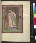 Saint and monk