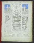 The tombs of John Chrysostom, Luke, and Anne