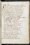 Middle English sermon