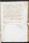 'O splendent spectakyll'; letter by Ellis Heywood
