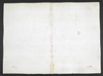 f. 23, displayed as an open bifolium with f. 22v: blank page
