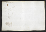f. 50v, displayed as an open bifolium with f. 53: diagram