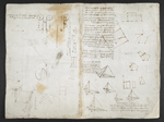 f. 65, displayed as an open bifolium with f. 68v: diagrams and notes
