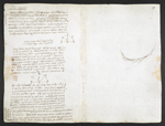 f. 83v, displayed as an open bifolium with f. 89: notes and diagrams