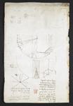 Diagrams, sketch, calculations