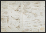 f. 101*v, displayed as an open bifolium with f. 100: diagrams