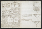 f. 119, displayed as an open bifolium with f. 116v: diagrams
