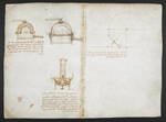 f. 145v, displayed as an open bifolium with f. 142: diagrams