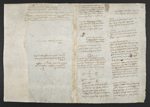 f. 181, displayed as an open bifolium with f. 184v: diagrams