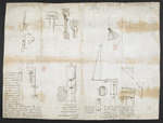 f. 191v, displayed as an open bifolium with f. 190: diagrams