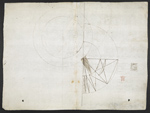 f. 202v, displayed as an open bifolium with f. 202: diagram