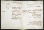 f. 233, displayed as an open bifolium with f. 236v: notes