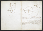 f. 241v, displayed as an open bifolium with f. 238: diagrams