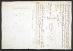 f. 250, displayed as an open bifolium with f. 251v: sketches and diagrams