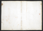 f. 255, displayed as an open bifolium with f. 254v: blank page
